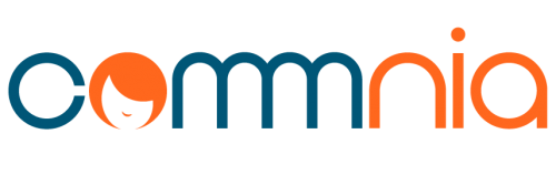 commnia official logo